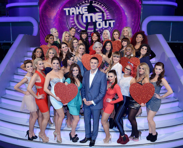 Take Me Out- ITV-Paddy McGuinness