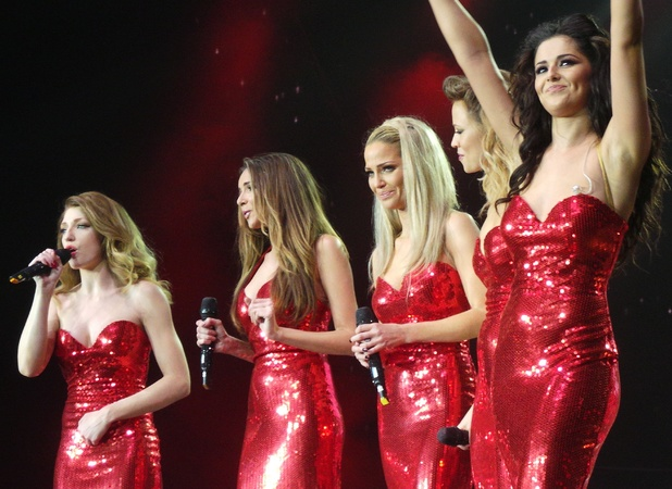 Girls Aloud performed their last ever concert together after ending their Ten: The Hits Tour at the Echo Arena in Liverpool. Nicola Roberts was given a special homecoming by the fans but the girls still sobbed during the last two songs of their final appearance. Due to the extreme heat of the arena, the Girls took frequent water breaks to rehydrate during their performance. Featuring: Nicola Roberts Where: Liverpool, United Kingdom When: 20 Mar 2013 Credit: WENN.com
