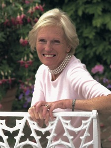 mary berry for the big chocolate tea party