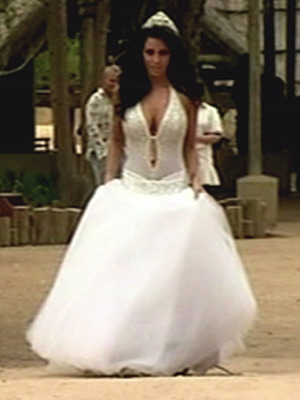 katoe price wedding dress