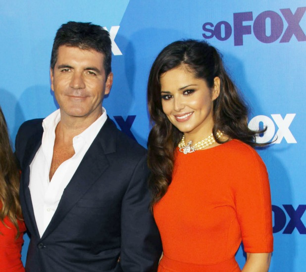 Paula Abdul, Simon Cowell and Cheryl Cole of the X Factor FOX upfront presentation - Arrivals New York City, USA - 16.05.11 Mandatory Credit: Michael Carpenter/ WENN.com