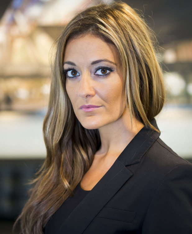 Natalie Panayi from The Apprentice 2013