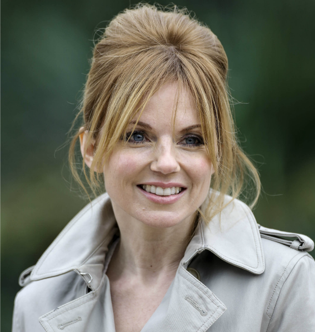 Opening of 'Tiger Territory' a new tiger enclosure at the London Zoo Featuring: Geri Halliwell Where: London, United Kingdom When: 20 Mar 2013 Credit: WENN.com