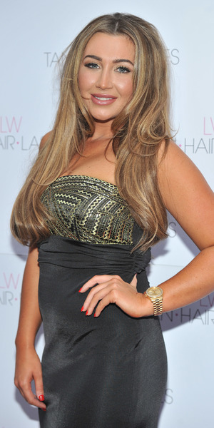 Lauren Goodger Lauren's Way - launch party held at the Jewel Club - Photocal