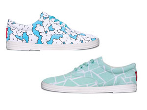 WIN! A pair of BucketFeet shoes in a design of your choice!