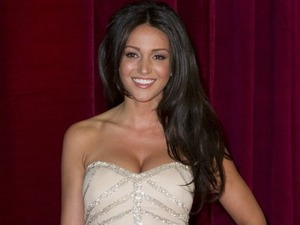 Michelle Keegan at the British Soap Awards, May 18 2013