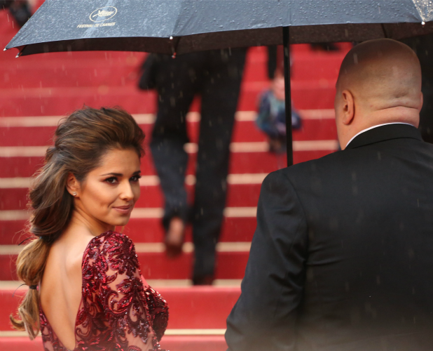 Cheryl Cole. 66th Cannes Film Festival - Jimmy P. Psychotherapy of a Plains Indian - Premiere, 18 May 2013