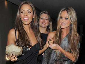 Georgina Dorsett says Rochelle Humes' baby Alaia-Mai is &quot;beautiful&quot;