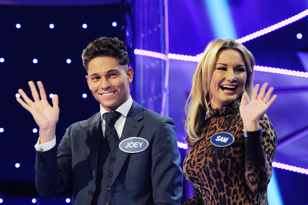 All Star Mr & Mrs, Joey Essex and Sam Faiers, Wed 22 May