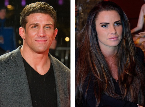 Alex Reid, Katie Price