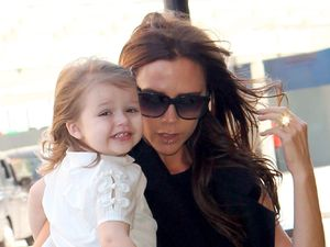 "Would you put a ""glam ban"" on your little girl like Posh?"