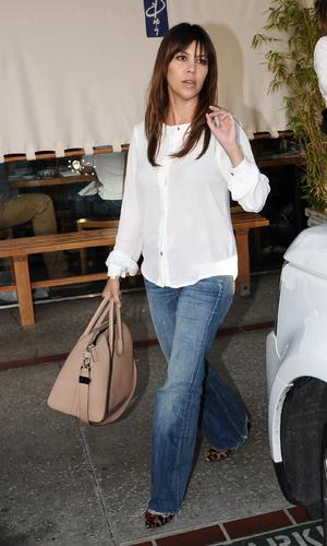 Kourtney Kardashian - The Kardashians leaving Kushiya Sushi - June 3