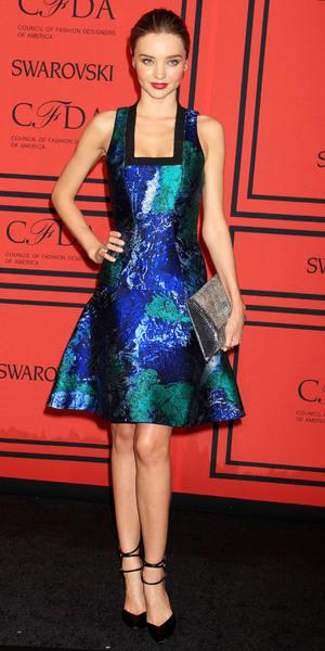 Miranda Kerr 2013 CFDA Fashion Awards, New York, America - 03 Jun 2013