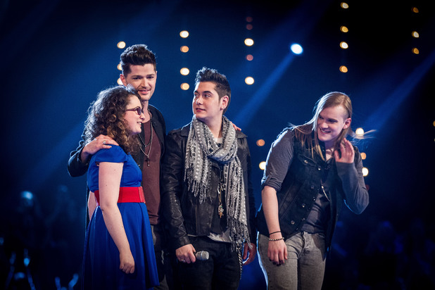 The Voice UK, Danny O'Donoghue and his finalists, Fri 7 June
