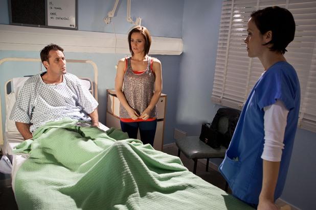 Hollyoaks, Tony gets news of his cancer, Fri 7 Jun