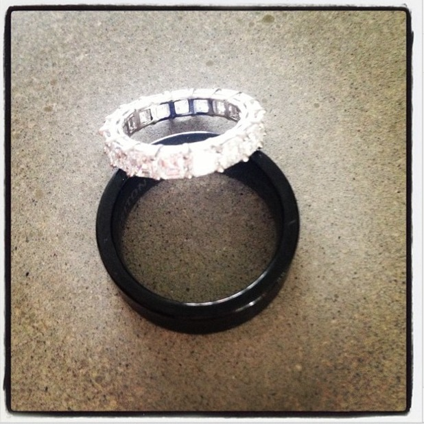 Kristin Cavallari announces marriage on Twitter and tweets picture of rings, June 7 2013