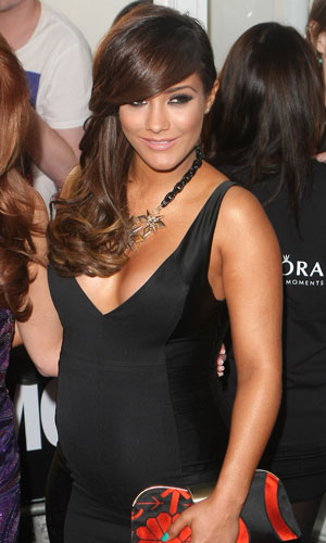 Frankie Sandford at the Glamour Women of the Year Awards, 4 June 2013
