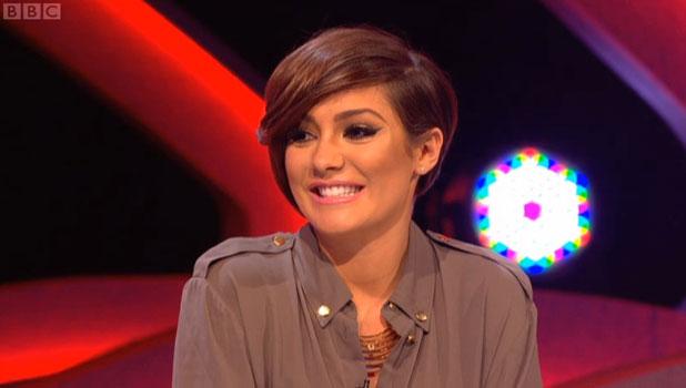 Frankie Sandford on BBC Three's Sweat The Small Stuff, 4 June 2013