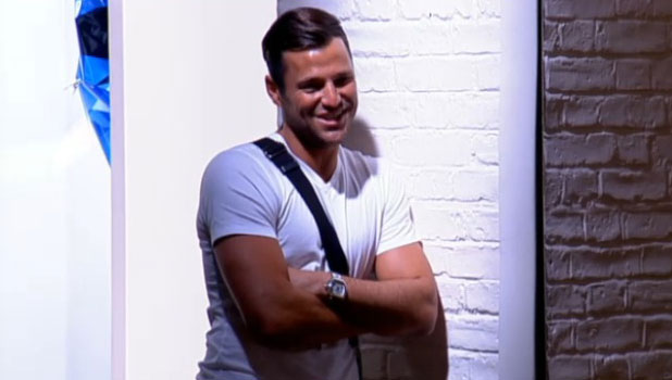 Mark Wright appears on This Morning, where he complimented Michelle Keegan during a TV interview, 4 June 2013