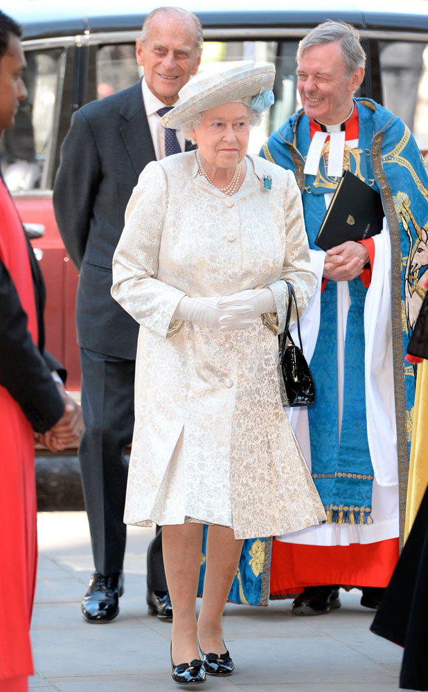 The 60th anniversary of the Queen's Coronation, 4 June 2013