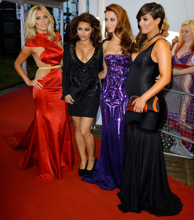 The Saturdays at the Glamour Women of the Year Awards, 4 June 2013