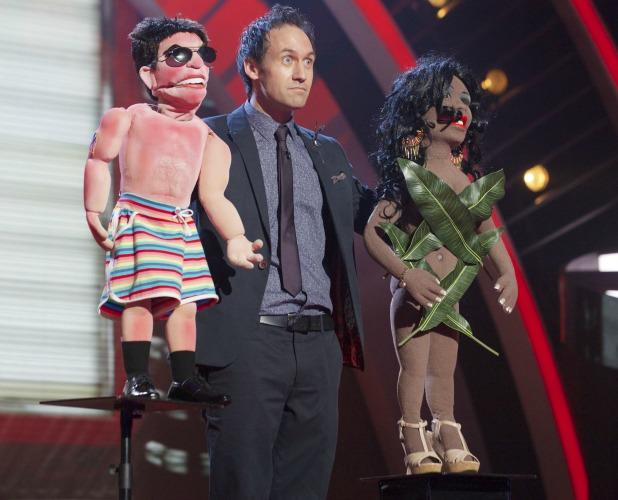 Steve Hewlett, 'Britain's Got Talent' Final TV Programme, London, Britain. - 08 Jun 2013