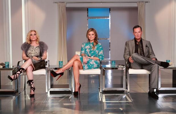 Holly Valance, Brix Smith-Start, Paul Hartnett on Ultimate Shopper, TLC series
