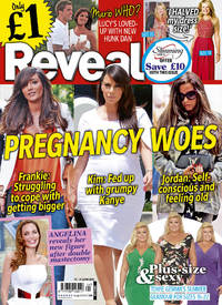 Reveal magazine cover, week 24