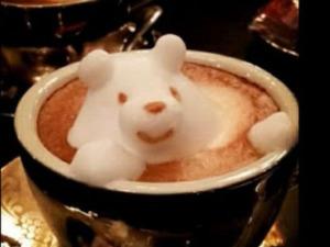Another of Kazuki's foam animal