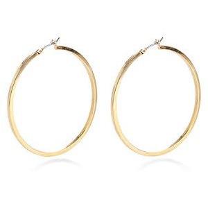 River Island hoop earrings
