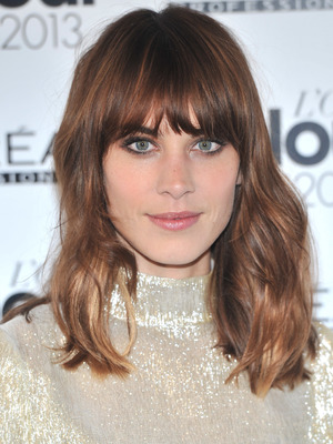 Alexa Chung, 2013 L'Oreal Colour Trophy Grand Final held at the Grosvenor House - Arrivals, 3 June 2013