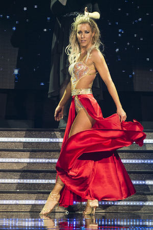 Natalie Lowe - Strictly Confidential tour
