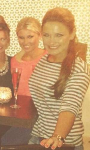 TOWIE's Gemma Collins, Sam Faiers and Billie Faiers have a night out - 13 June 2013