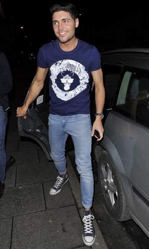 Celebrities attend the Joey Essex D'Reem Hair Launch Party at Sugar Hut - Tom Pearce - 4 April 2013