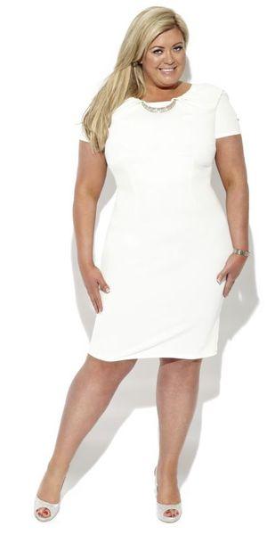 Gemma Collins reveal magazine dresses