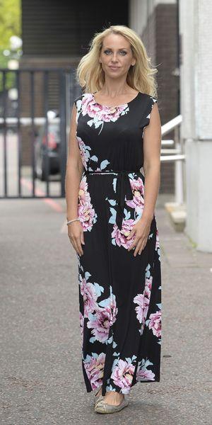 Josie Gibson - ITV Studios - 14 Jun 2013
