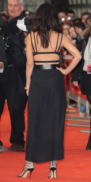 Sandra Bullock 'The Heat' film premiere, London, Britain - 13 Jun 2013