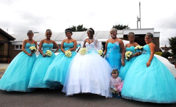 Big Fat Gypsy weddings: Life On The Run, C4, Mon 10 Jun