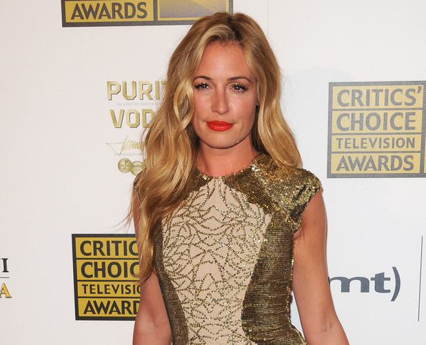 Cat Deeley Broadcast Television Journalists Association's (BTJA) 3rd Annual Critics' Choice Television Awards held at the Beverly Hilton Hotel