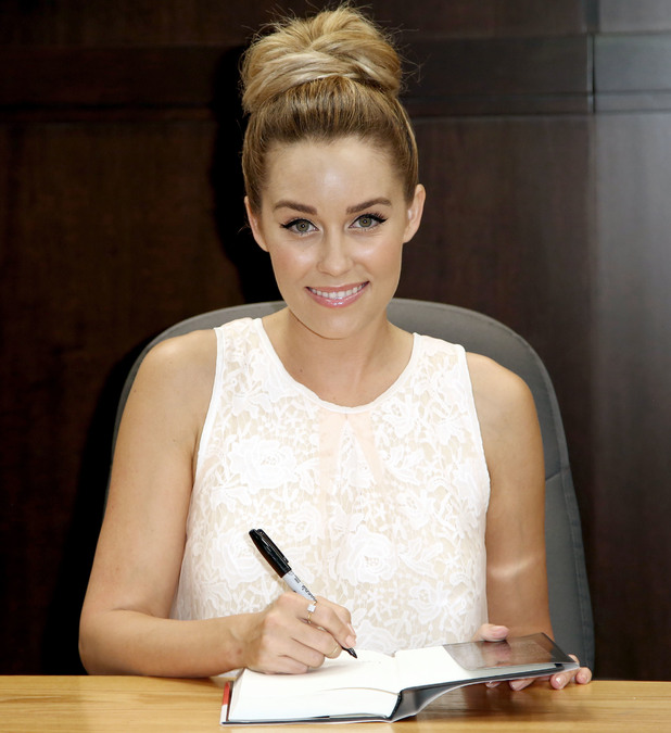 Lauren Conrad at her booksigning for 'Infamous' at Barnes & Noble at The Grove at Farmers Market - 11 June 2013