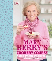 mary berry's cookery course book cover