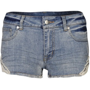 Reveal shop denim shorts