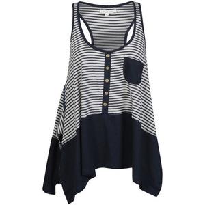 Reveal shop stripe brave soul vest