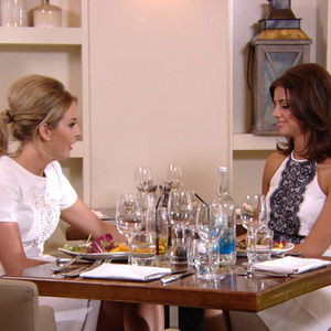 TOWIE preview clips: Lydia Bright and Lucy Mecklenburgh have lunch - airs 19th June