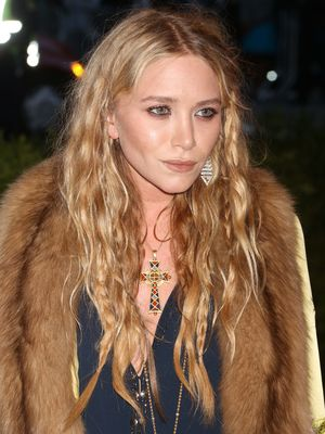 Mary-Kate Olsen, Costume Institute Gala Benefit celebrating the Punk: Chaos To Couture exhibition, Metropolitan Museum of Art, New York, America - 06 May 2013