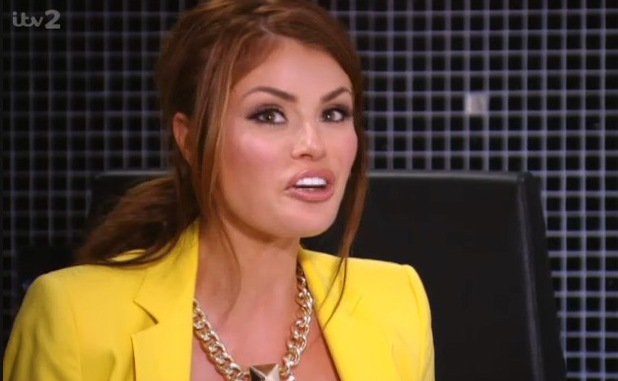 Chloe Sims argues with Billie Faiers on TOWIE - 16 June 2013