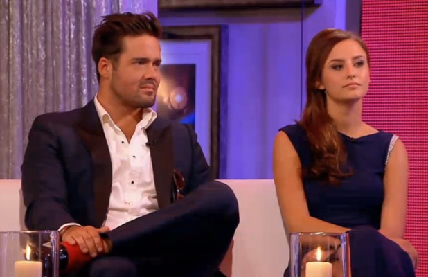 Spencer Matthews, Lucy Watson End Of Season Party episode - 24 June 2013