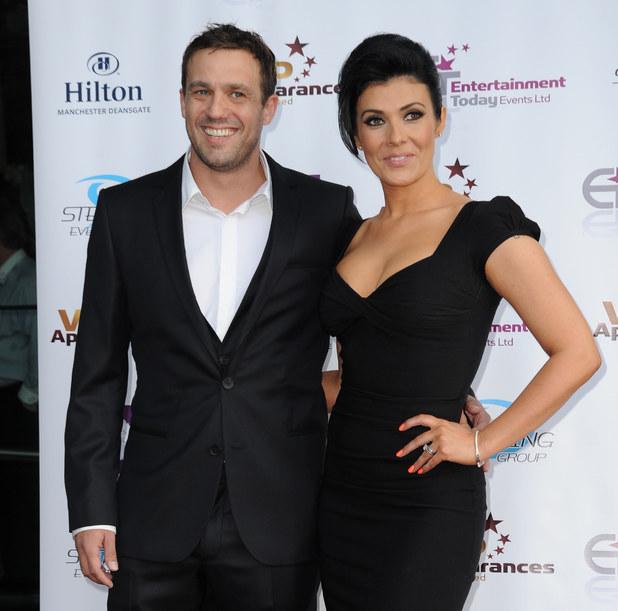 VIP Appearances Launch at the Hilton Hotel Manchester - Kym Lomas, Jamie Lomas - 5.6.2013