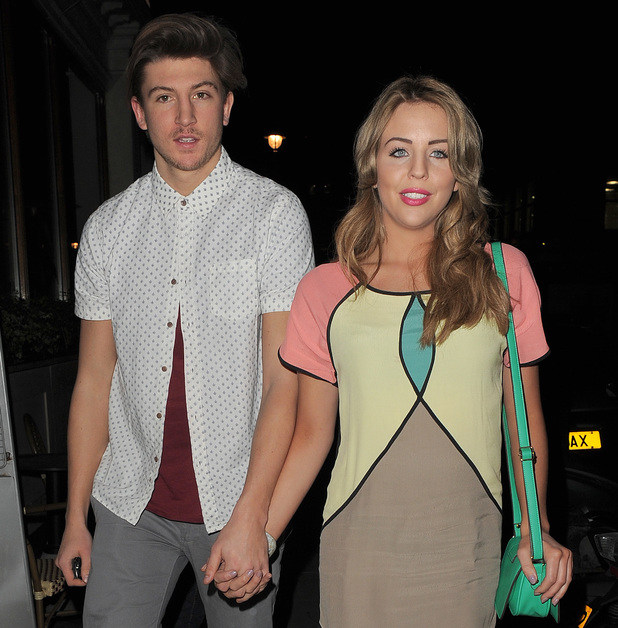 Tom Kilbey, Lydia Bright - Beautiful Movements Cosmetics relaunch party