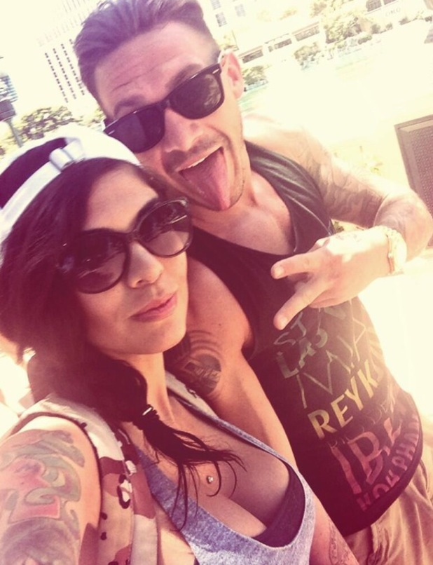 Kirk Norcross and Cami Li in Las Vegas together - 21 June 2013